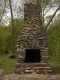 Image for Outdoor Fireplace - Rapidan Camp
