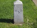 Image for Ordnance Department Stone Marker - Aulac, New Brunswick