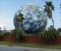 Image for World Globe Gas Tank - Savannah, GA