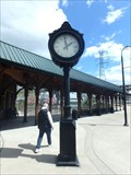 Image for Town Clock - Riverfront Station - Nashville, TN