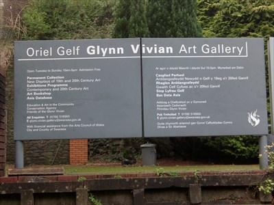 Glyn Vivian Art Gallery, Swansea, Wales.