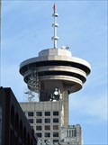 Image for Vancouver Lookout Tower - Harbour Center, Vancouver, British Columbia.