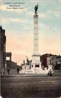 Image for Soldiers & Sailors Monument - Terre Haute, IN