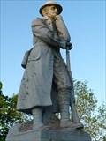 Image for TOTTENHAM WAR MEMORIAL  --  Tottenham, Ontario