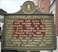 Image for Founder of Hazard