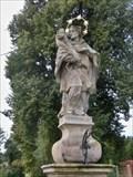 Image for St. John of Nepomuk // sv. Jan Nepomucký - Rudoltice, Czech Republic