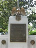 Image for World War II Memorial - Columbia, SC