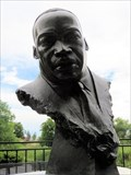 Image for Martin Luther King, Jr. Bust - Cheyenne, WY