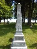 Image for Holmes - Clinton Cemetery, Ontario
