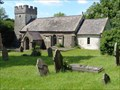 Image for Saint illtyd - Churchyard - Llantwit-juxta-Neath, Wales.