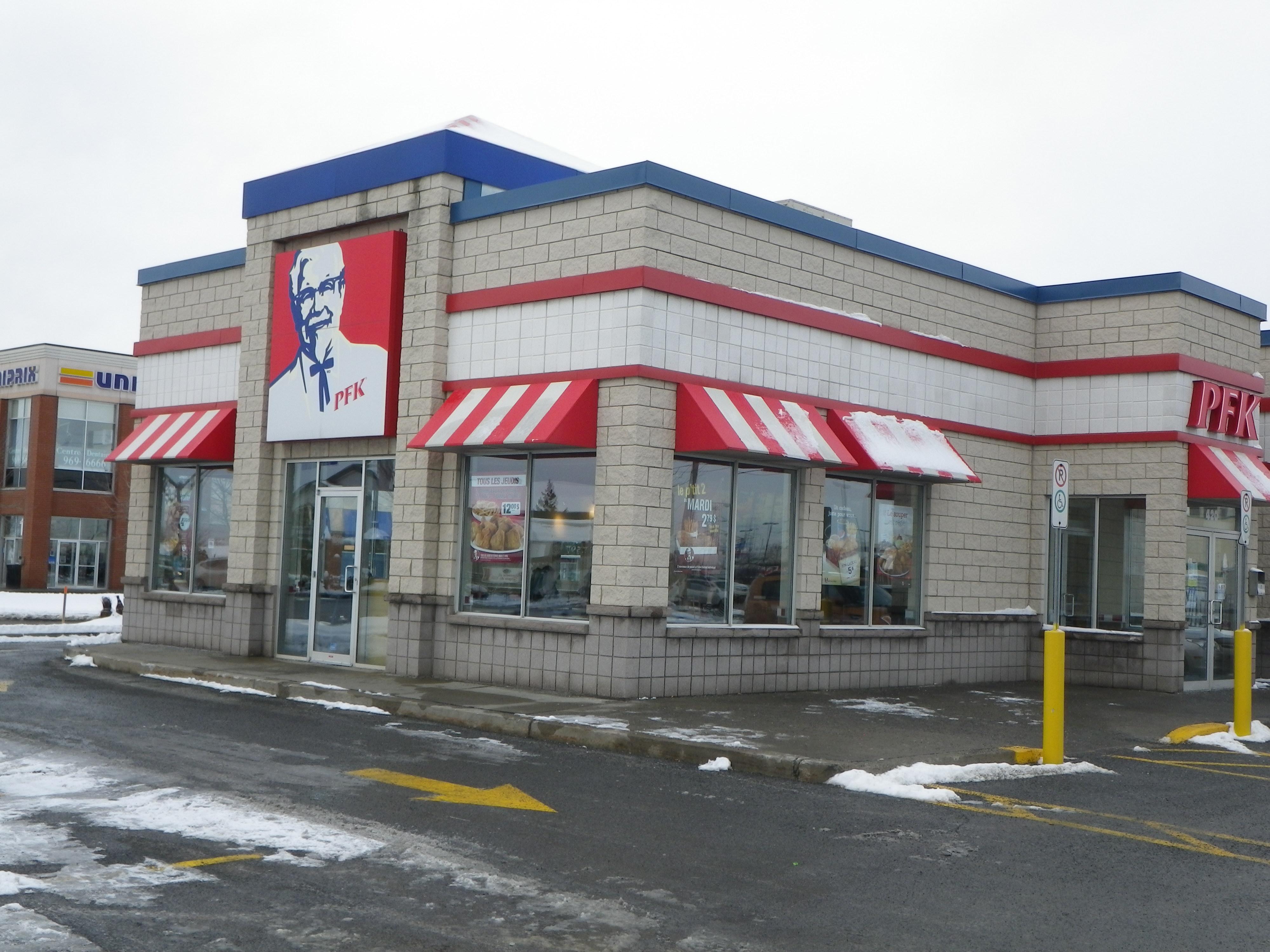Laval (QC) Canada  City new picture : ... Waymark KFC Mega Centre Ste Dorothée Laval, Qc, Canada