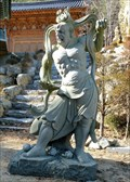 Image for Guardians at Yeonsu Temple - Sangju, Korea