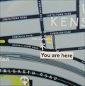 Image for You Are Here - Vereker Road, London, UK