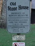 Image for Old Stone House  -  Granite Quarry, NC