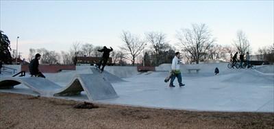 Memorial park skate park colorado springs co - Memorial gardens colorado springs ...