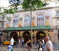 Image for Fire Destroys the Gran Teatre del Liceu - Barcelona, Spain