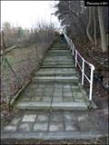 Image for Modranské schody / Modrany stairs (Prague)
