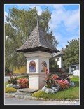 Image for Wayside shrine (Bildstock) on Freisinger square - Maria Wörth, Austria