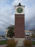Image for Sylvania Town Clock - Mayberry Shopping Center - Ohio