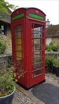 Image for Red Telephone Box - Lyndon Road - Hambleton, Rutland
