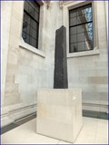 Image for Nectanebo Obelisk - British Museum, London, UK