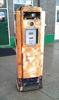 Image for Texaco Gas Station Pump - Fairview, Utah