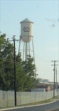 Image for White VA Water Tower -- Waco TX