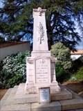 Image for Monument aux Morts - Echire, Nouvelle Aquitaine, France