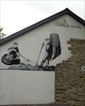 Image for National Coracle Centre - LUCKY EIGHT - Cenarth, Carmarthenshire, Wales
