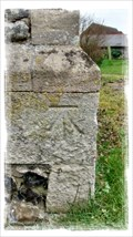 Image for Cut Bench Mark - St Peter's Church Oare, Kent. ME13 0TR