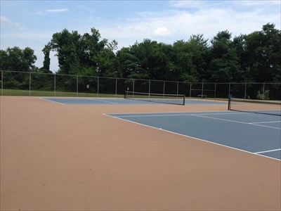 Second Pair of Courts, Falmouth, Virginia