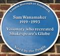 Image for Sam Wanamaker - Bankside, London, UK