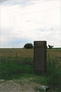 Image for Historical Markers Point to First 'waterflooding' Oil Site - Rogers County, OK