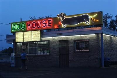 """Dog House - """"Caninically Incorrect"""" - Albuquerque"""