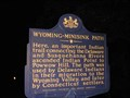 Image for WYOMING-MINISINK PATH