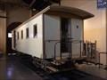 Image for Virginia & Truckee Coach-Caboose No. 9 — Carson City, NV