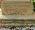 Image for 1798 - The cross plinth - Litovel, Czech Republic