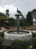Image for Peacock Fountain in Central Park - Winter Park, FL