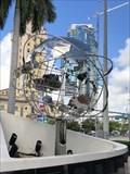 Image for Port Miami Earthglobe, Miami Florida