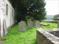 Image for Churchyard, Church of St David at Llanthony Priory, Monmouthshire, Wales