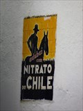 Image for Nitrato do Chile Ghost Sign - Torrão, Portugal