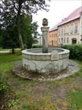 Image for Town Fountain - Horní Blatná, Czech Republic