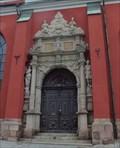 Image for Saint James's Church Doorway - Stockholm, Sweden