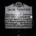 Image for Jacob Thompson, G-71