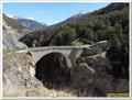 Image for Claude François Bidal d'Asfeld - Le pont d'Asfeld - Briançon, Paca, France