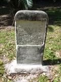 Image for Eudea D. Davis - Evergreen Cemetery - Jacksonville, FL