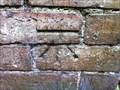 Image for Cut Benchmark on Church Hill in Ironbridge, Shropshire
