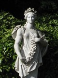 Image for The Statues of the Seasons - North Avenue, Waddesdon Manor, Buckinghamshire, UK
