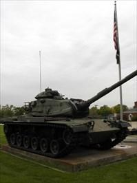 M 48 Patton U S Army Tank Joliet Il Military Ground Equipment