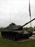 Image for M-48 Patton U.S. Army Tank - Joliet, IL